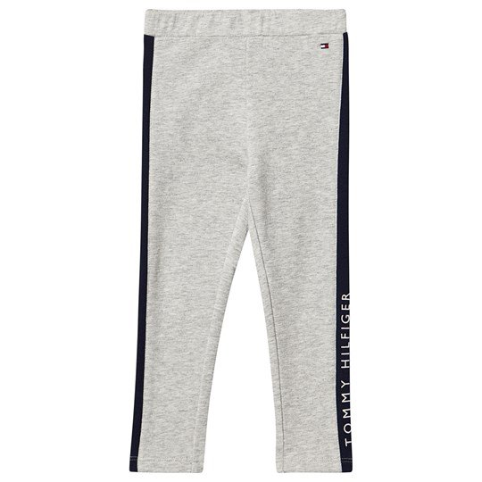 Tommy Hilfiger Branded Leggings Grey Heather 004