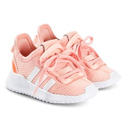 adidas Originals Path Run Infant Sneakers Glow Pink