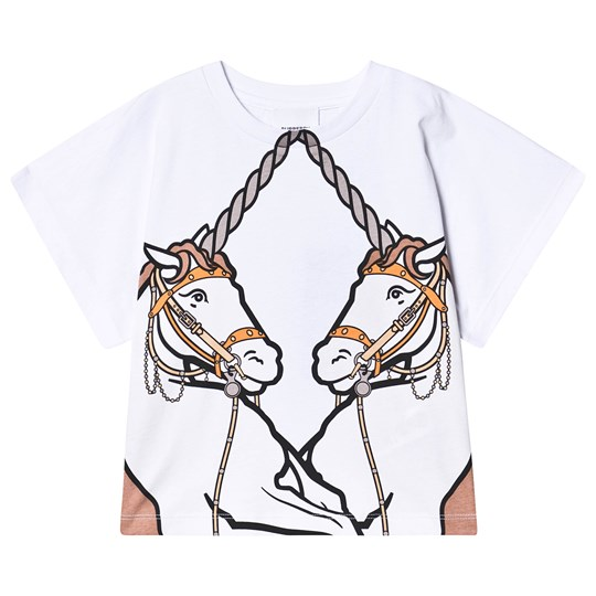 Burberry Unicorn T-Shirt White A1464