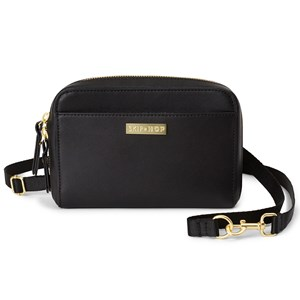 Image of Skip Hop Greenwich Convertible Fanny Pack Black One Size (1372445)