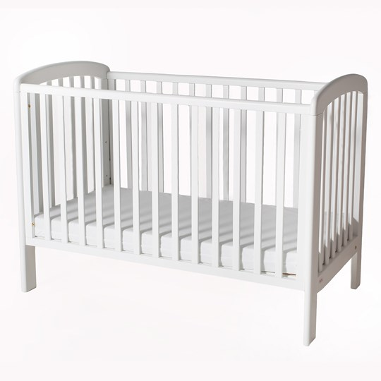 Troll Lux HM Crib White Multi