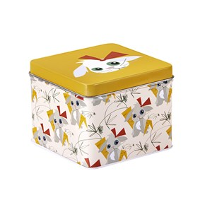 Image of Blafre Small Tin Box Rabbit One Size (1434267)