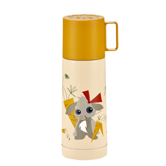 Blafre Thermos Rabbit Pink
