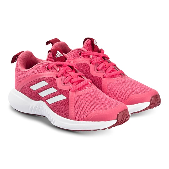 adidas Performance FortaRun X Sneakers Pink REAL PINK S18/ftwr white/active maroon