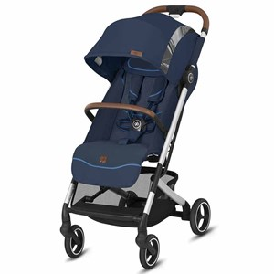 Image of Goodbaby Qbit+ All City Barnevogn Fashion Edition Night Blue One Size (1336734)