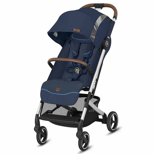 Goodbaby Qbit+ All City Barnevogn Fashion Night Blå Navy Blue