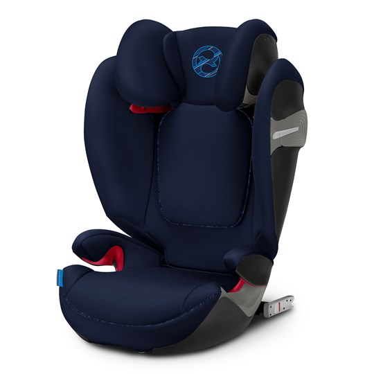 Cybex Solution S-fix Booster seat Indigo Blue Blue