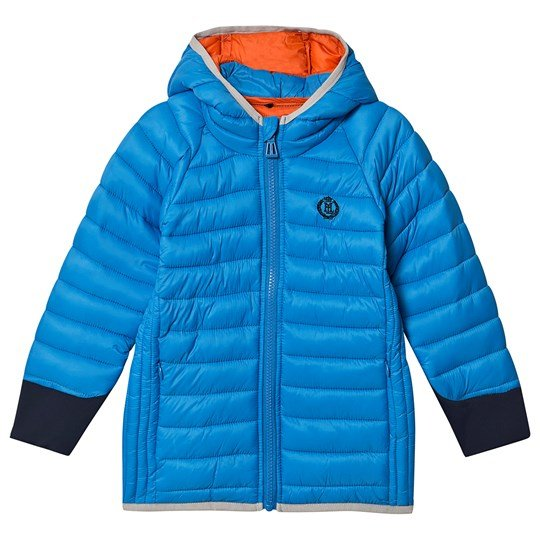 Henri Lloyd Padded Jacket Blue 645