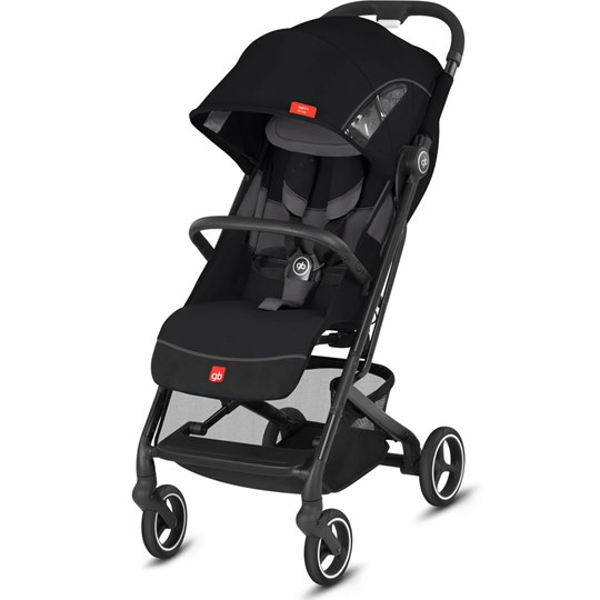 Goodbaby Qbit+ All City Barnevogn Velvet Svart Black