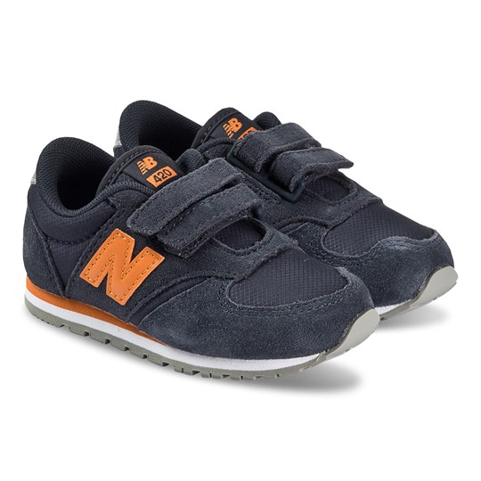 New Balance 420 Velcro Sneakers Navy OUTER SPACE (075)