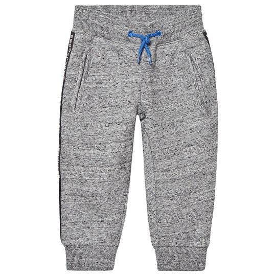 Little Marc Jacobs Tape Logo Sweatpants Grey A22