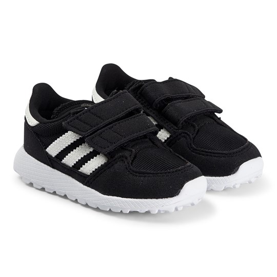 adidas Originals Forest Grove Kids Sneakers Svart core black/cloud white/chalk white