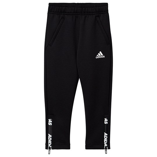 adidas Performance Climawarm Tapered Sweatpants Black Black