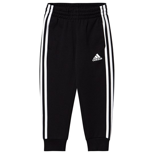 adidas Performance Must Have 3 Stripes Sweatpants Black Sort