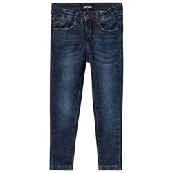 Molo Angelica Jeans Mid Blue Wash