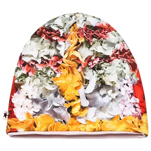 Image of Molo Nedine Hat Checked Blomster 0-3 mdr (1407045)