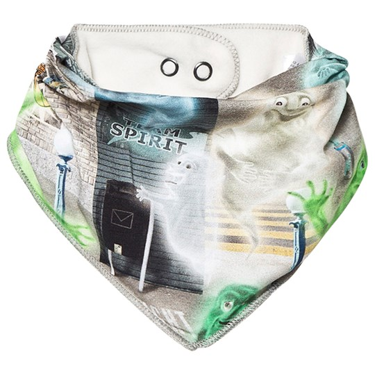 Molo Nick Baby Scarf Ghost City Ghost City