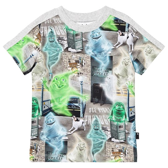 Molo Rishi T-Shirt Ghost City Ghost City