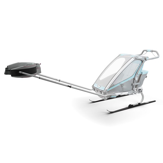 Thule Thule Chariot Cross-Country Skiing Kit Silver