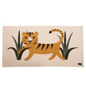 Image of Roommate Tiger Rug 140 x 70 One Size (1376658)