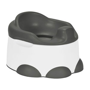Image of Bumbo Step'n Potty White/Grey One Size (1421042)