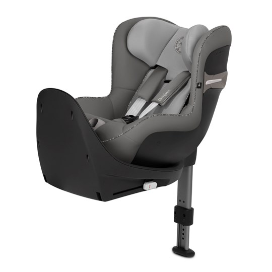Cybex Sirona S i-Size Car Seat Manhattan Grey Black