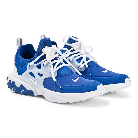 NIKE Presto Sneakers Hyper Royal and White 400
