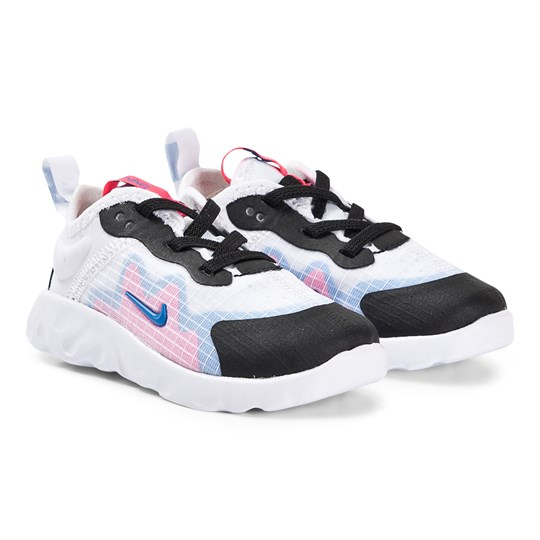 NIKE Renew Lucent Infant Sneakers White 101