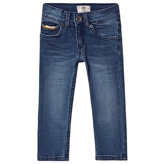 Timberland Mid Wash Skinny Jeans Blue Z26