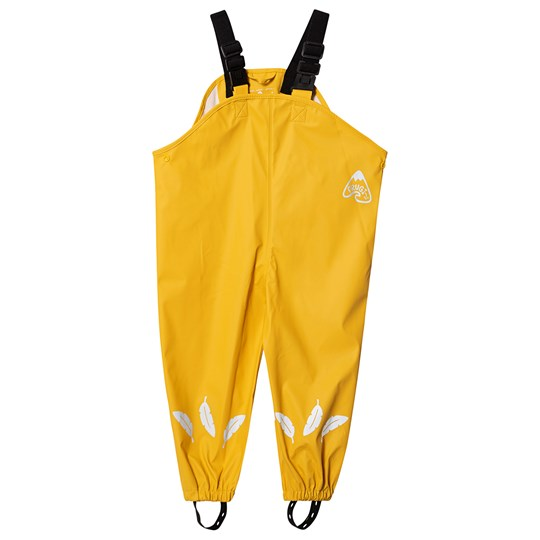 Frugi Puddle Buster Pants Bumble Bee Bumble Bee