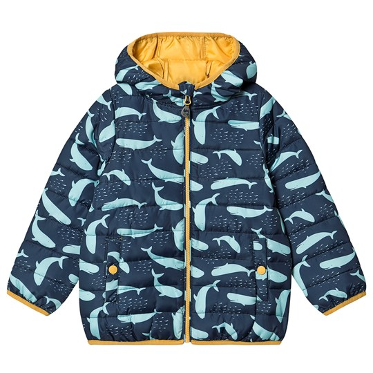 Frugi Toasty Trail Jacket A Whale Of A Time A Whale Of A Time