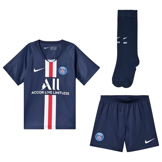 Paris Saint-Germain Paris Saint-Germain '19 Home Kit Navy 411
