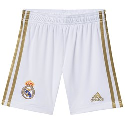 Real Madrid Real Madrid '19 Home Shorts White