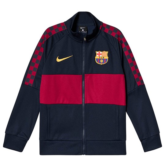 Barcelona FC FC Barcelona '19 Track Jacket Navy and Red 451