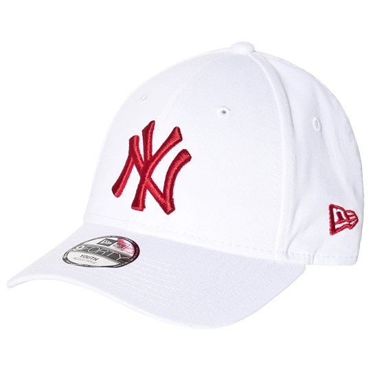New Era New York Yankees Cap White OPTIC WHITE
