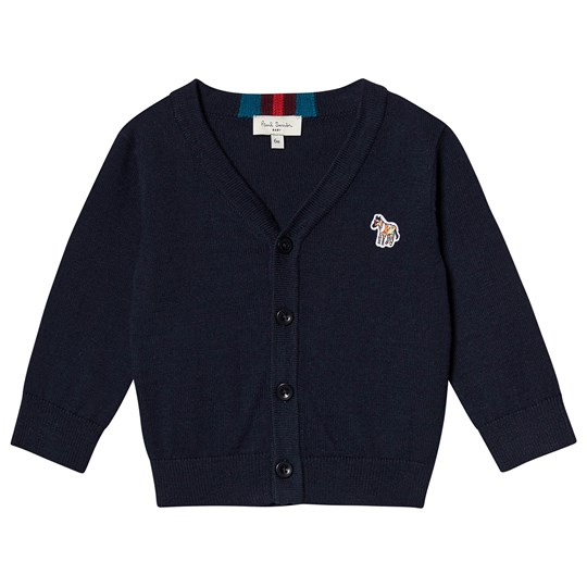 Paul Smith Junior Knit Cardigan Navy 492
