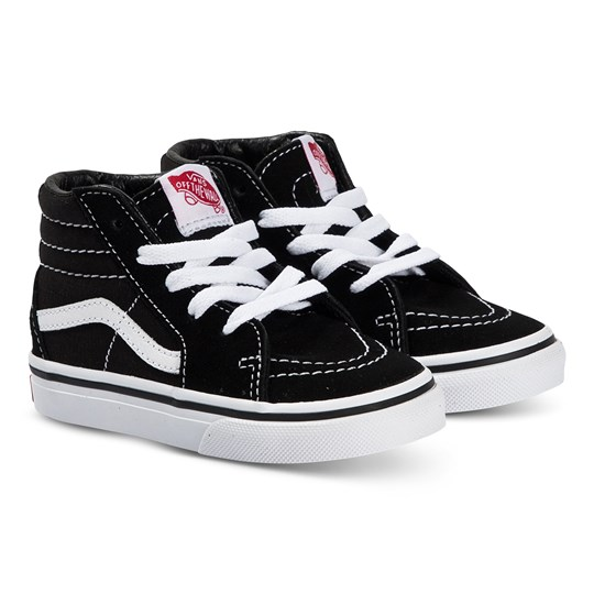 Vans Toddler Sk8-Hi Shoes Black 6BT1