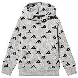 adidas Performance ID Hoodie Medium Grey Heather