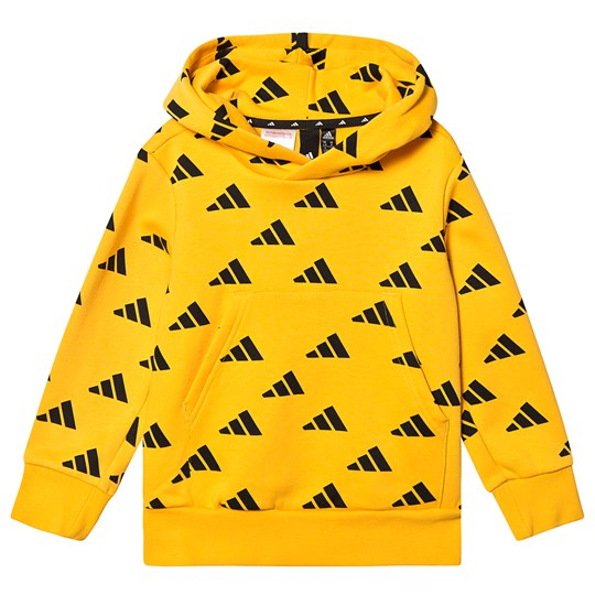 adidas Performance ID Hoodie Active Gold active gold/black