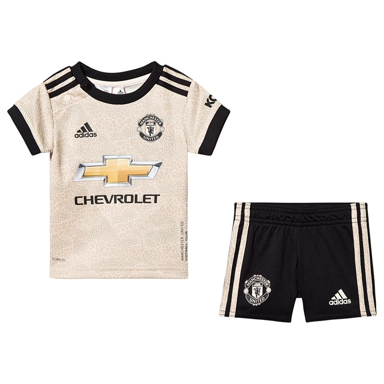 competitive price 03084 9fbde Manchester United - Manchester United '19 Away Infants Kit ...