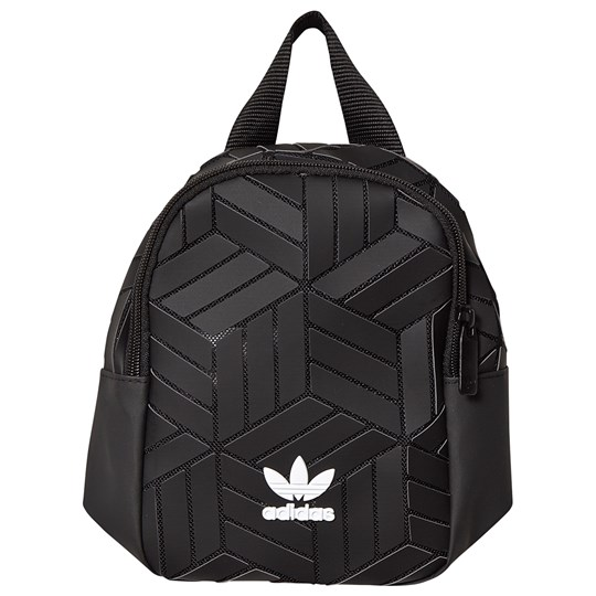 adidas Originals 3D Mini Backpack Black Black