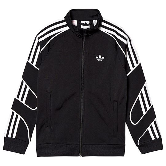 Flamestrike Track Jacket Black