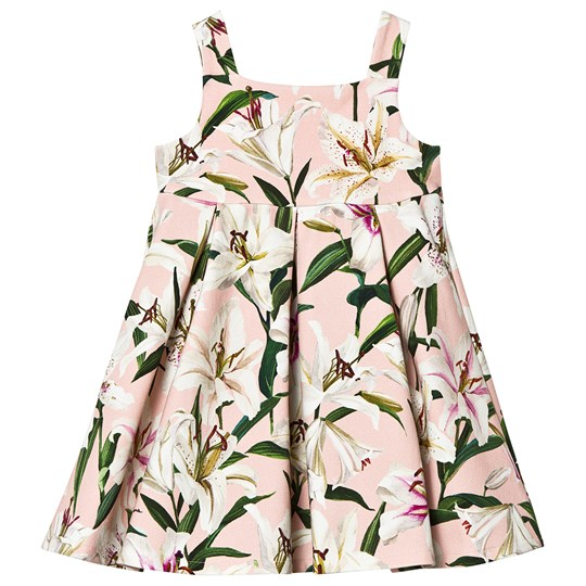 Dolce & Gabbana Lilly Skirt Dress Pink HFKK8