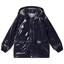 0e5990a1 Petit Bateau Gloss Waxed Jacket Smoking Blue Smoking