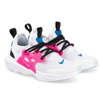 09876617 NIKE Presto Sneakers White and Hyper Pink 101