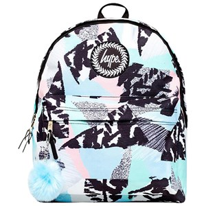Hype Pastel Abstract Backpack Multi one size