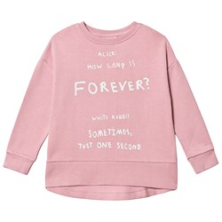 Beau Loves Relaxed Fit Sweatshirt Pink