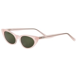 Image of Beau Loves Cat-Eye Solbriller Pink One Size (1473885)