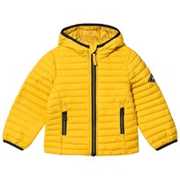 03d9da9c Tom Joule Yellow Packaway Cairn Padded Jacket Antique Gold