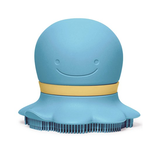 Skip Hop Moby® & Friends Silicone Soap Sudsy Blue
